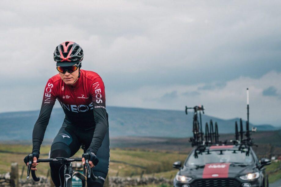 Chris Froome abandona o Critérium du Dauphiné