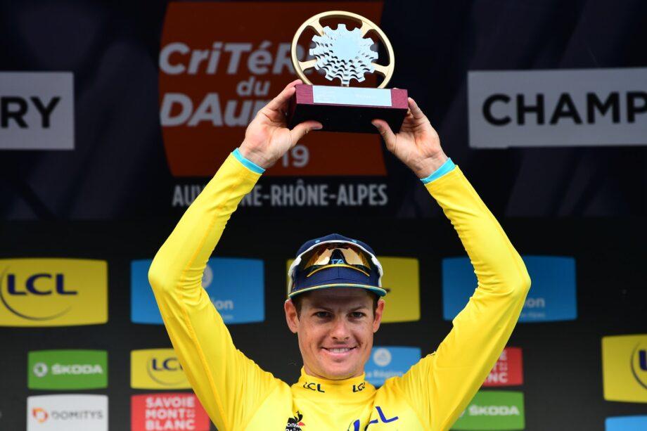 Jakob Fuglsang venceu o Critérium du Dauphiné 2019