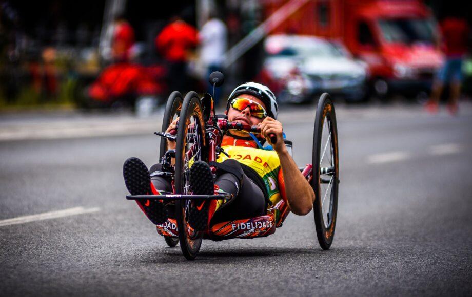 Pelotão de 27 corredores disputa Taça de Portugal de Paraciclismo em Lisboa