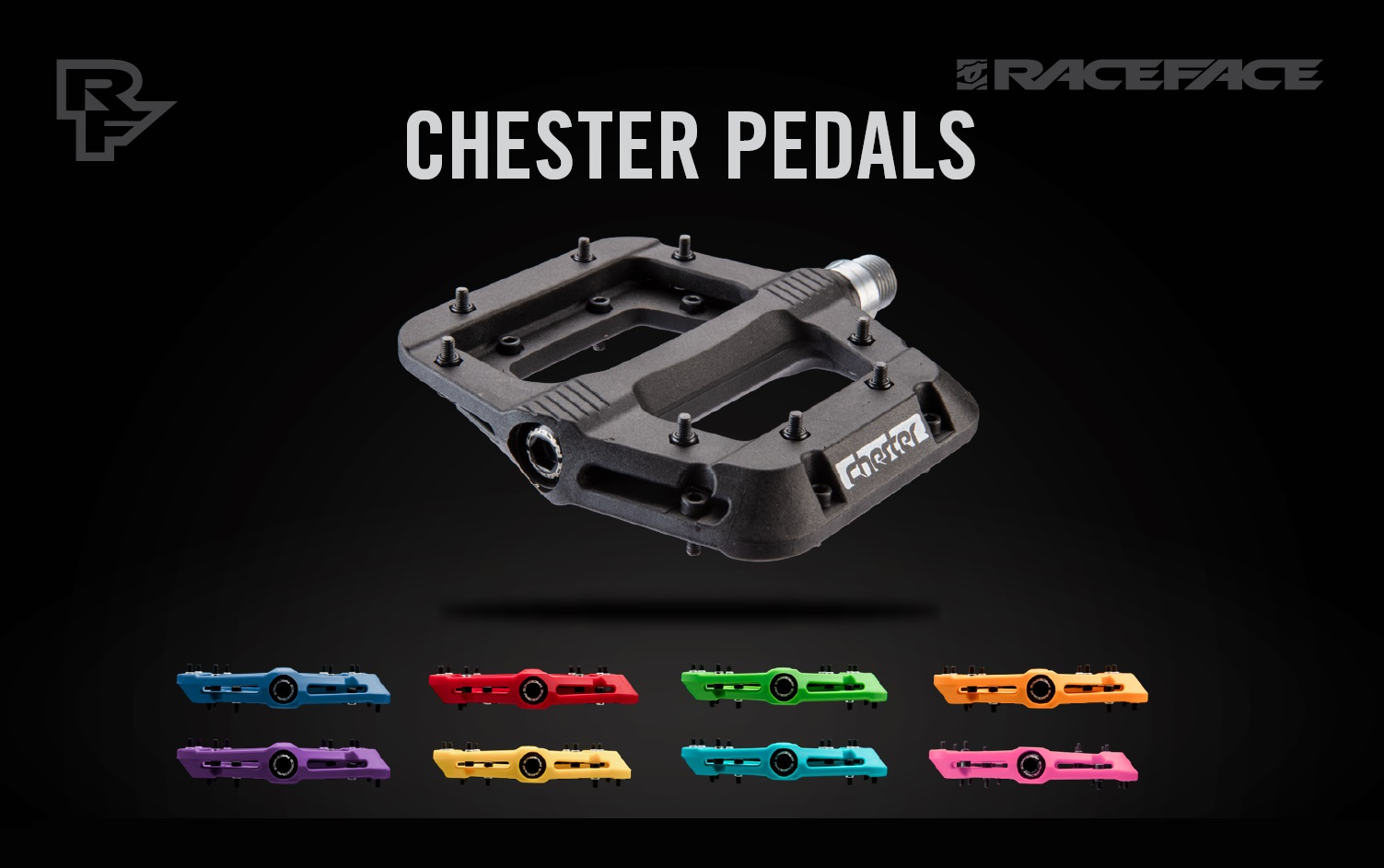 Race Face Chester pedals