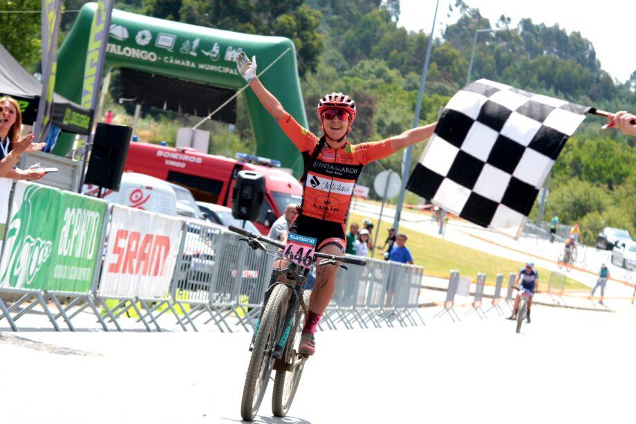 Taça de Portugal de XCO  David Rosa e Raquel Queirós ganham em Valongo