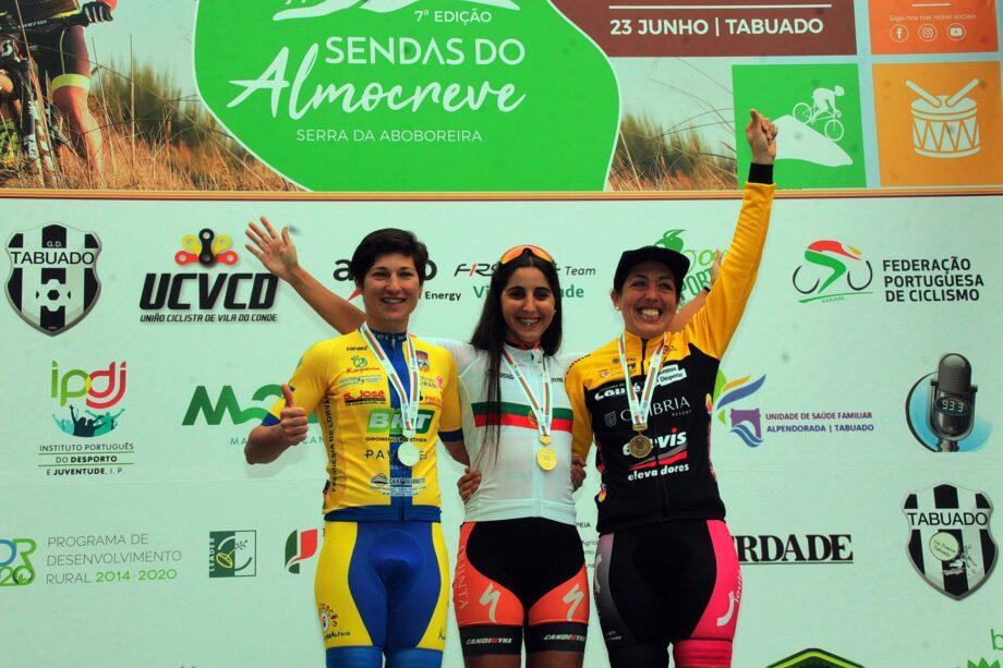Tiago Ferreira e Raquel Queirós sagraram-se campeões nacionais de XCM 2019