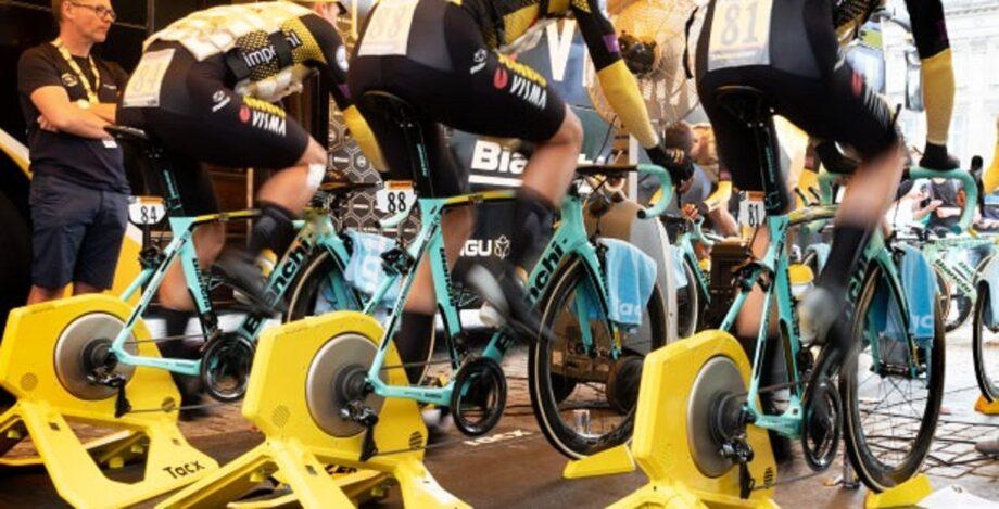 A Tacx celebra os 100 anos da Camisola Amarela do Tour de France em grande estilo 2019