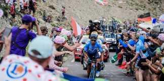 Nairo Quintana vence primeira etapa nos Alpes