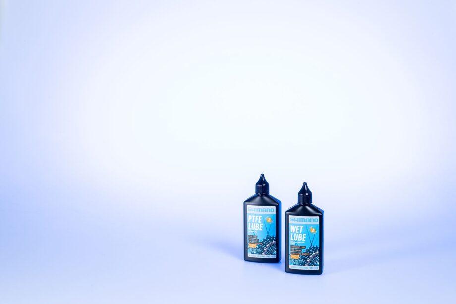 Nova gama de lubrificantes e limpeza da Shimano