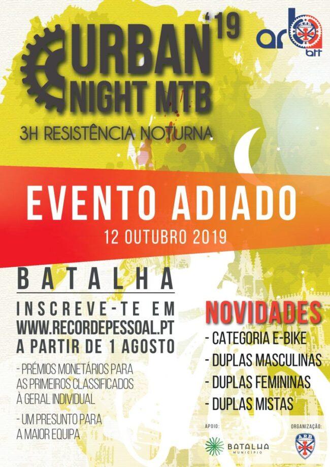 ARB Urban Night MTB 2019