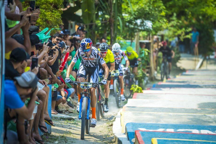 Tiago Ferreira e Hans Becking em 3º lugar Brasil Ride 2019