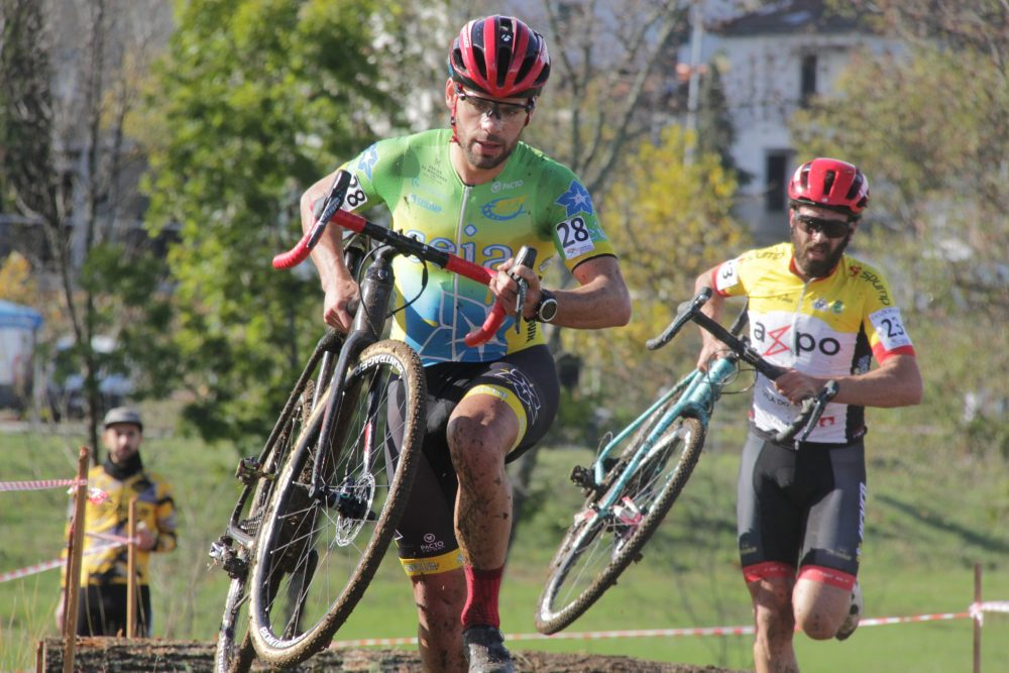 Taça de Portugal de Ciclocrosse Roberto Ferreira e Ana Santos mais fortes em Bragança