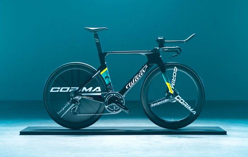 A Astana Pro Team vai correr com bicicletas Wilier Triestina em 2020