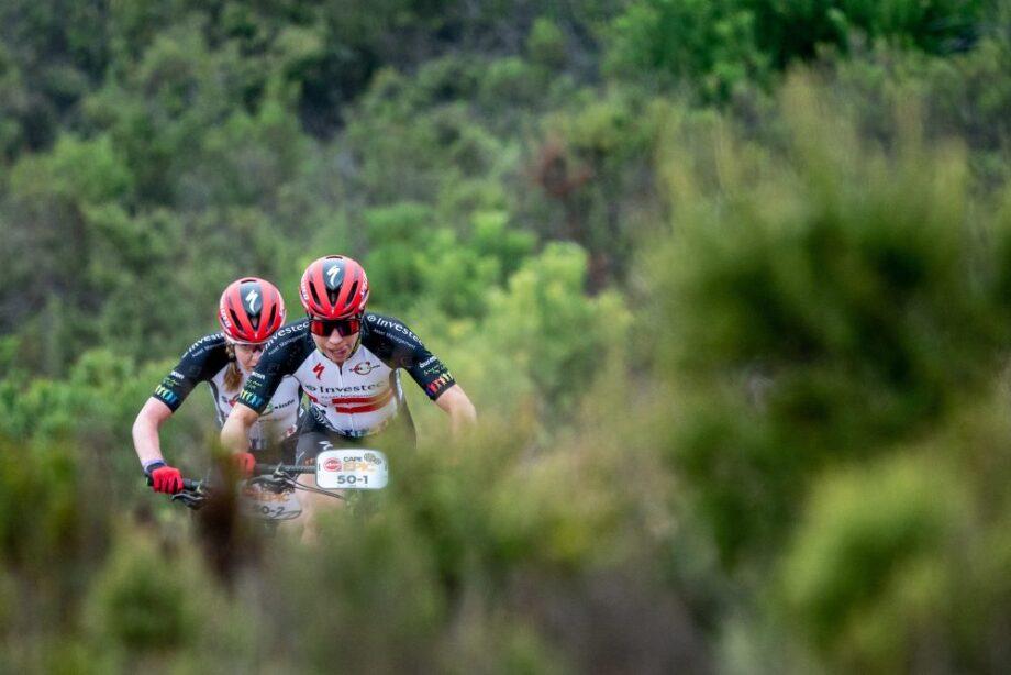 Team 31: Outride Cape Epic