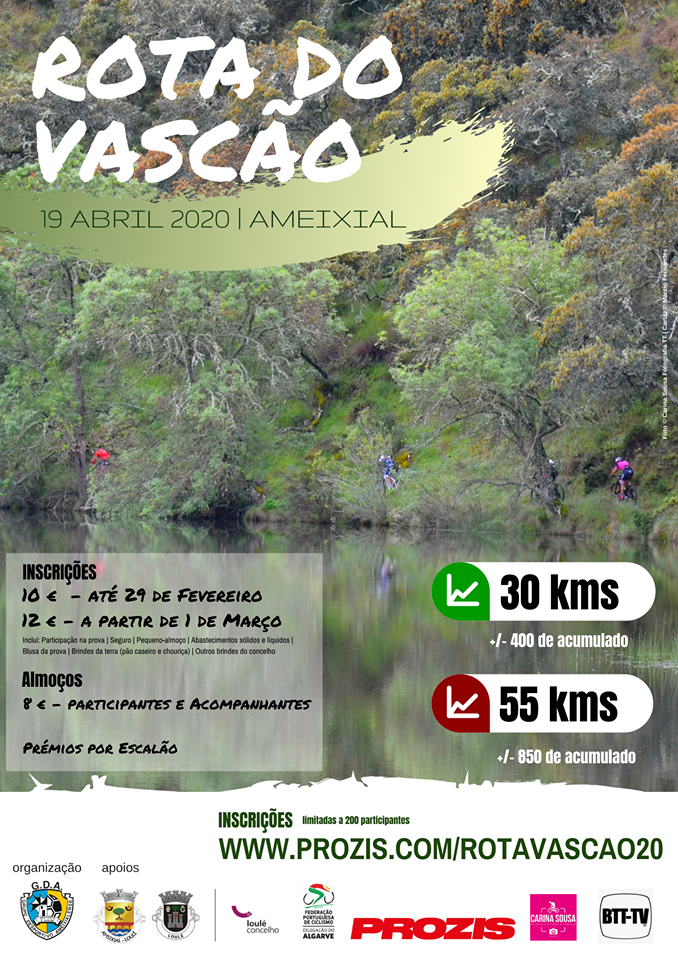BTT Rota do Vascão 2020