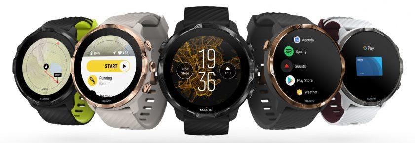 Suunto 7, a nova geração de Smartwatch com Wear OS by Google™ BTT