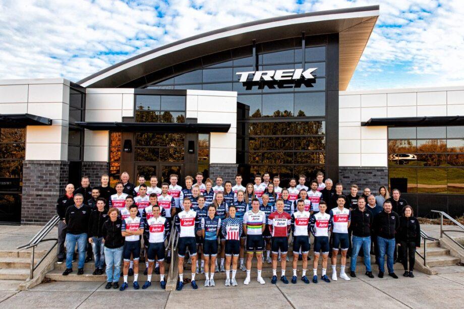 Trek-Segafredo segue para o 22º Santos Tour Down Under com grandes ambições