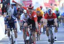 Cees Bol vence categoricamente em Tavira a terceira etapa da Volta ao Algarve