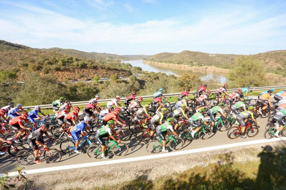 EFAPEL protagoniza na 3.ª Etapa da Volta ao Algarve e finaliza com Luís Mendonça no 16.º lugar