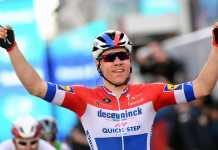 Fabio Jakobsen vence a 1ª etapa da 46.ª Volta ao Algarve