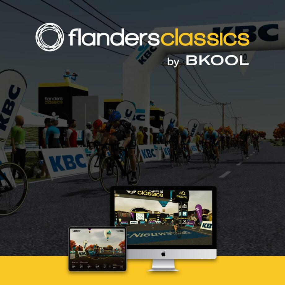 Flanders Classics by Bkool Cycling