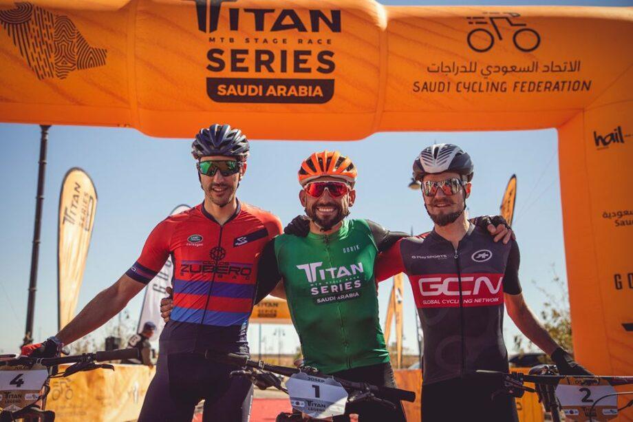 Josep Betalú e Silvia Roura são os vencedores da primeira edição da Titan Series Saudi Arabia