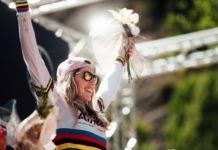 Rachel Atherton de volta à bicicleta e de olhos postos no regresso à Taça do Mundo
