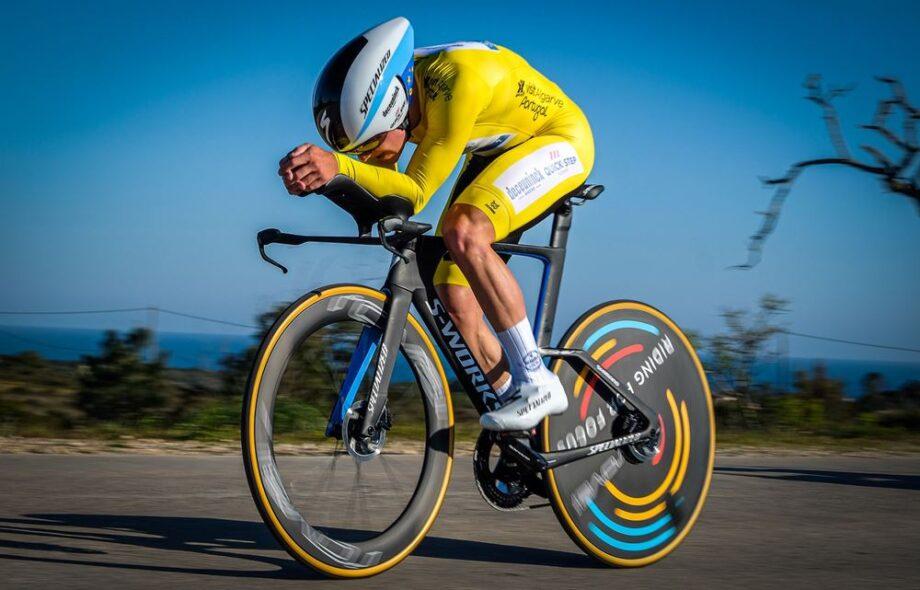 Remco Evenepoel é o grande vencedor da Volta ao Algarve de 2020