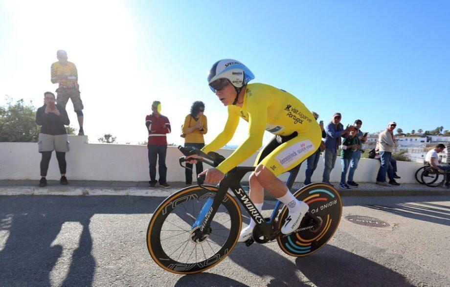 Remco Evenepoel vence a 46.ª edição da Volta ao Algarve