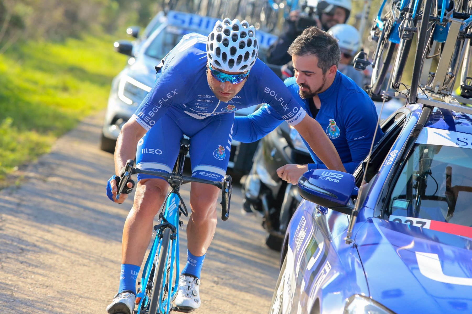 Amaro Antunes sétimo na 4ª etapa da Volta Algarve 2020