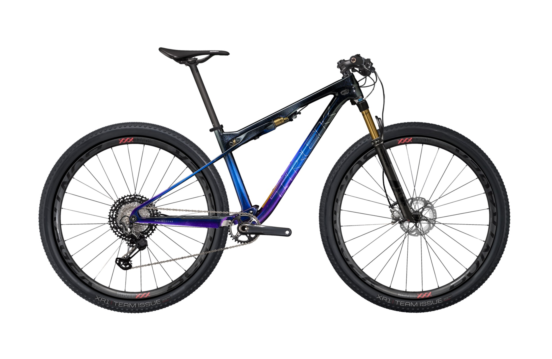 Trek Supercaliber Project One