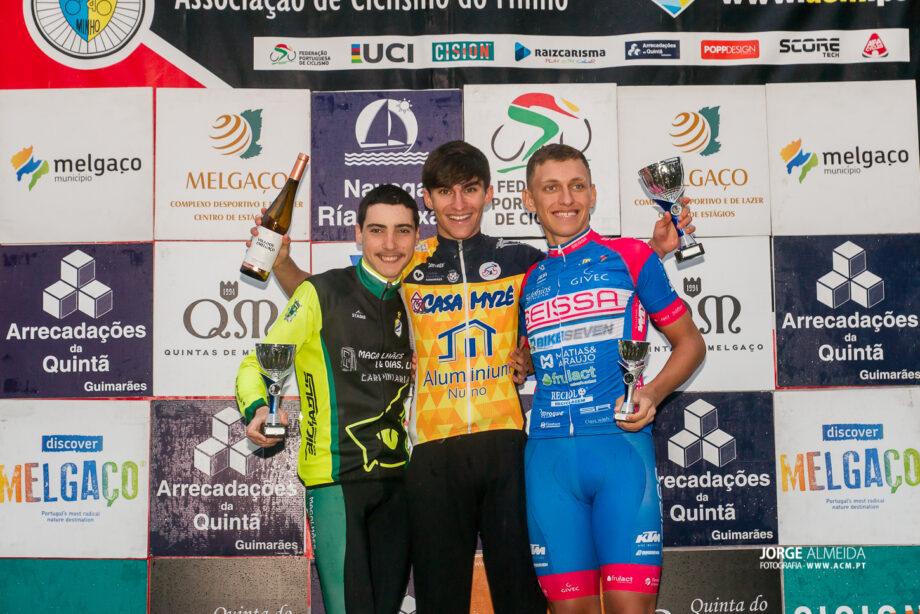 Casa Myzé Team inicia Campeonato do Minho de XCO com vitória de Carlos Viana