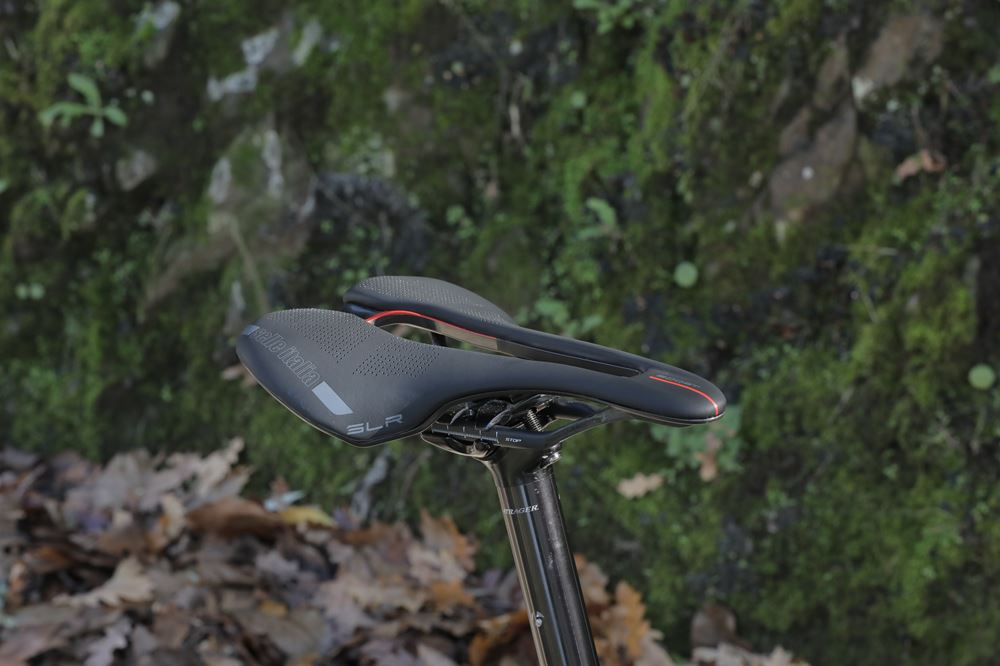 Selle Italia SLR Boost Kit Carbonio Superflow em teste