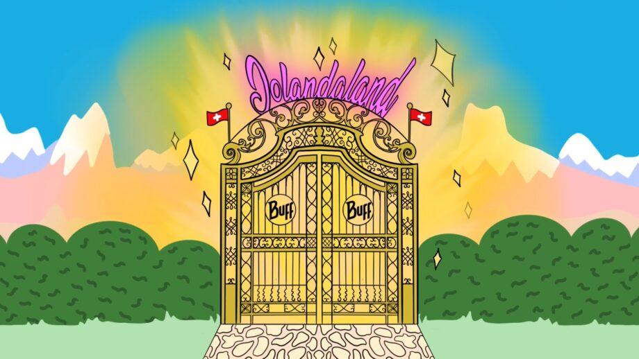 JolandaLand a serie de Jolanda Neff