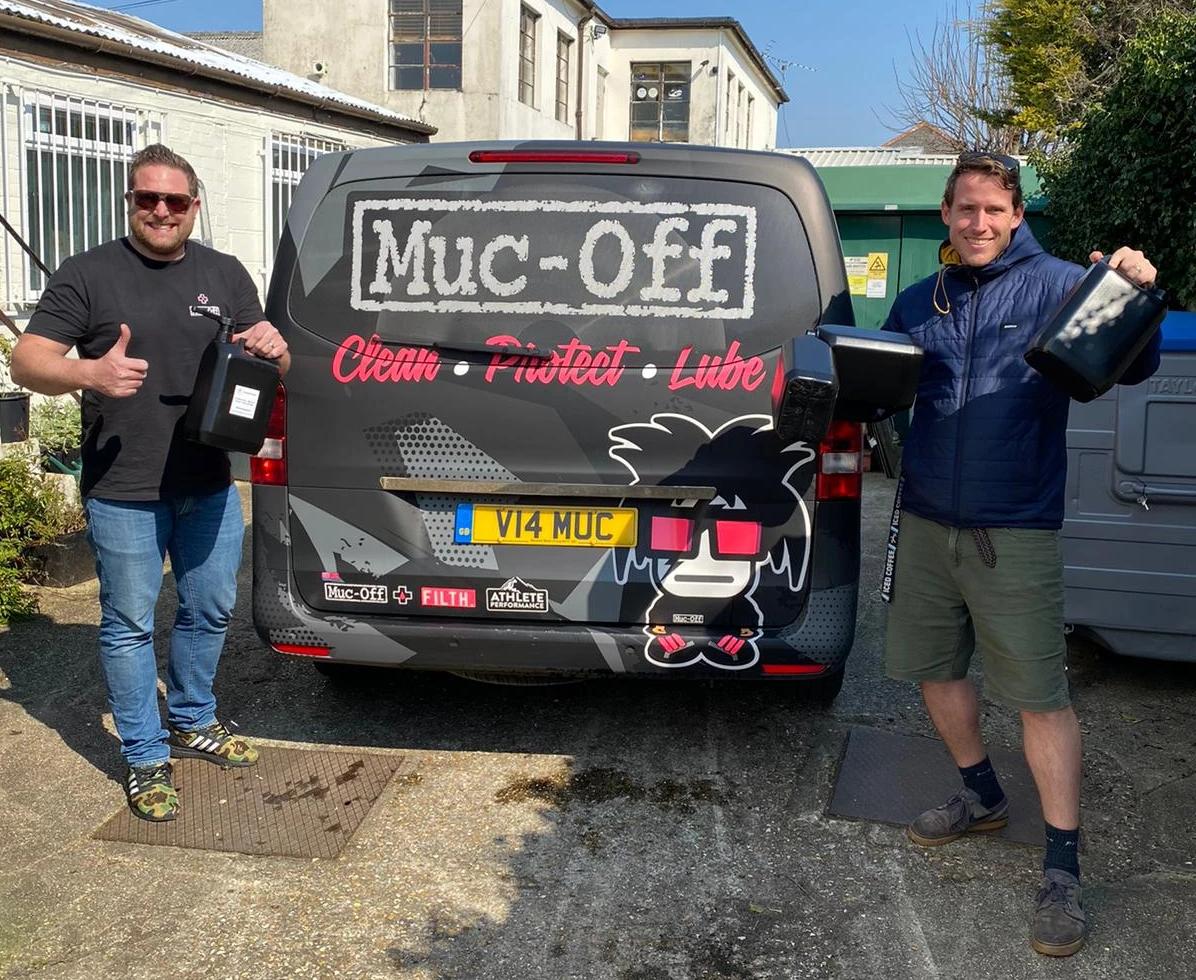 Muc-Off Anti-Bac Fight Back