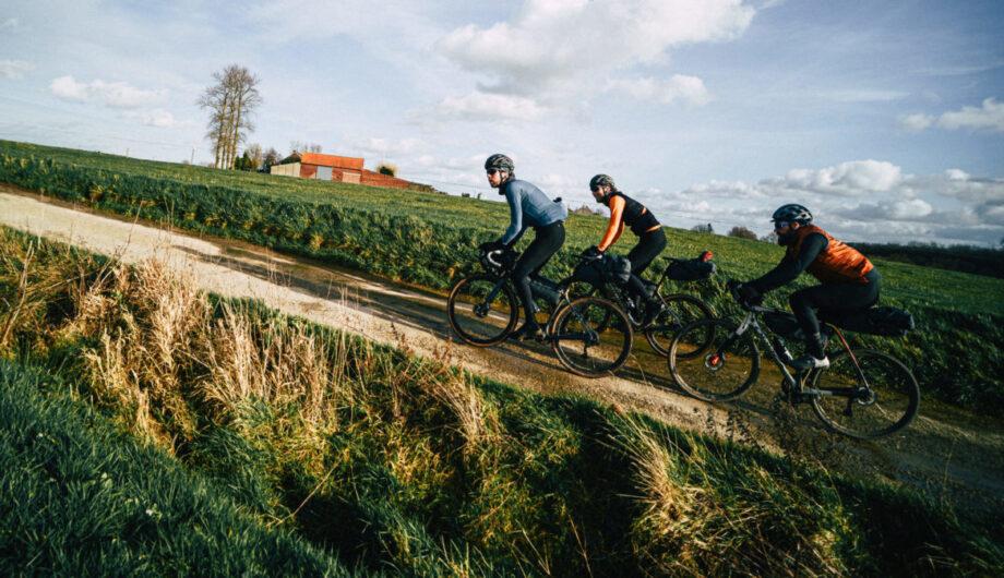 Tour de Flanders em Gravel A Shimano e Laurens Ten Dam mostram a Alternative