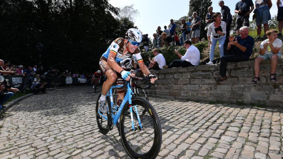 """O belga Oliver Naesen vai correr mais três anos na AG2R La Mondiale, com uma aposta nas clássicas e uma atitude """"muito ambiciosa"""" para os próximos tempos"""