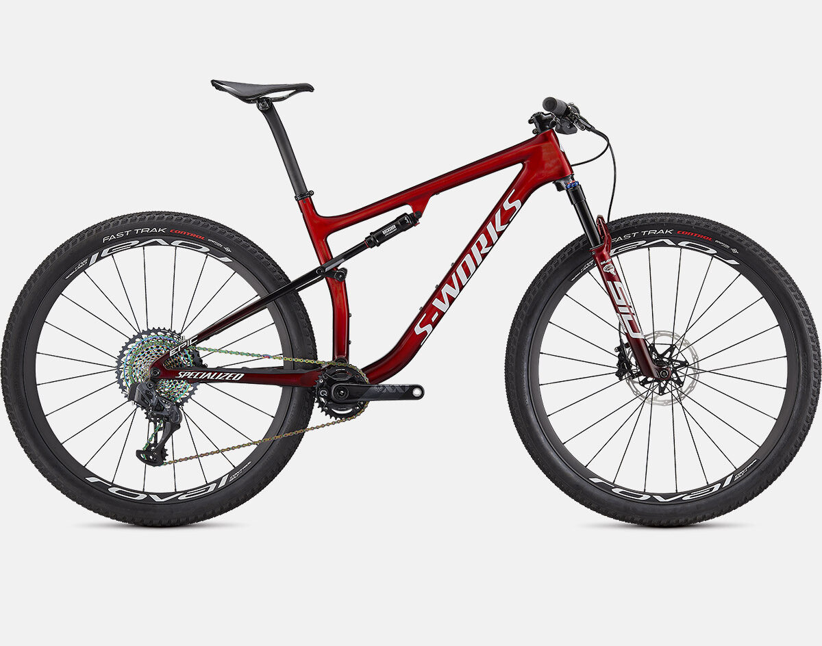 Specialized apresenta as novas Epic e Epic EVO
