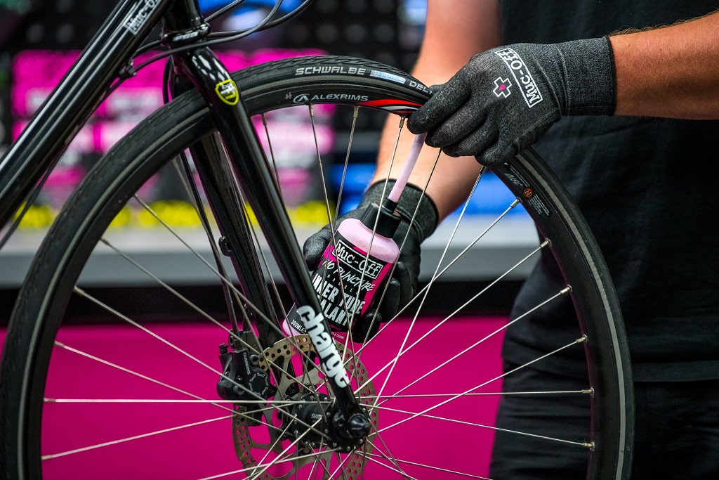 Muc-Off No Puncture Hassle câmara de ar