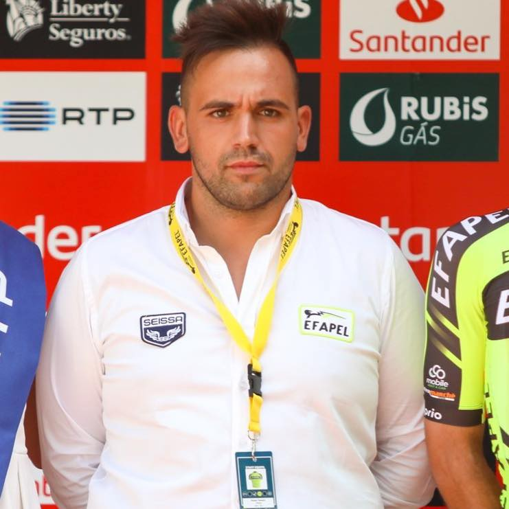 Rúben Pereira espera competir em setembro