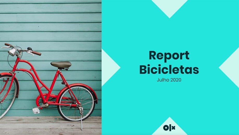 Bicicleta OLX