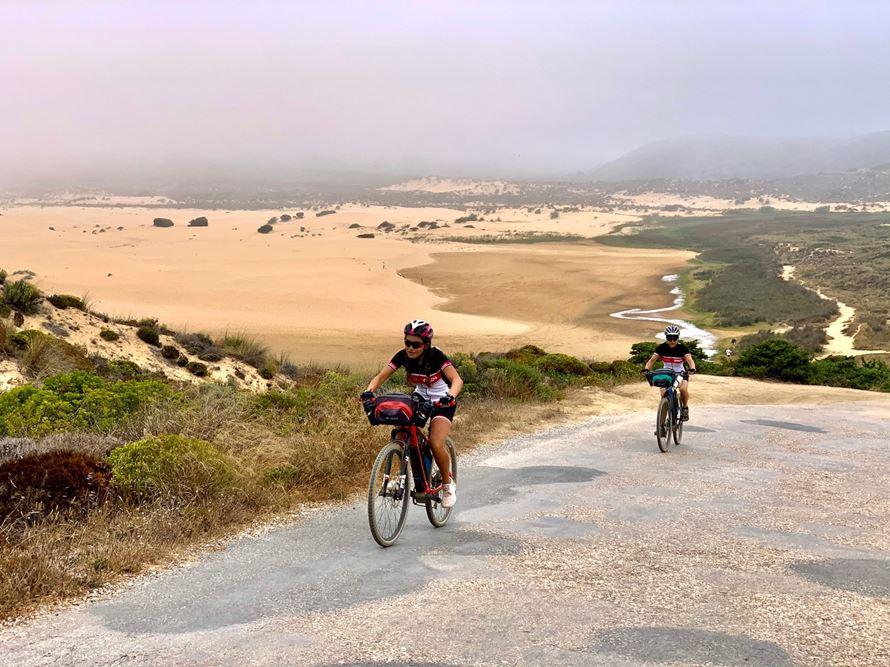 BIKE around PORTUGAL 5ª etapa – Arrifana - Sagres