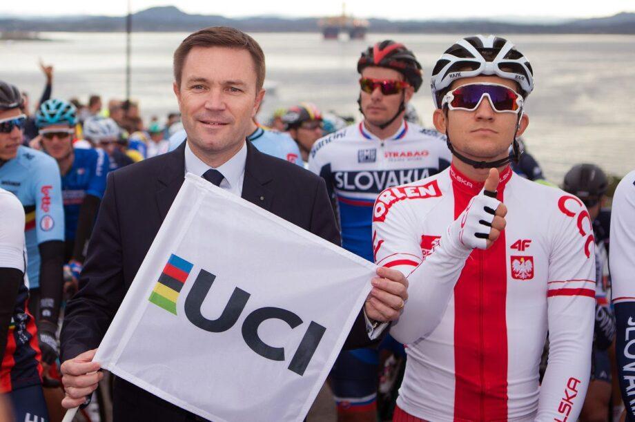 David Lappartient admite risco de contágio nas provas de ciclismo