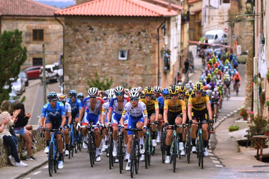 João Almeida em segundo na 1ª etapa da Volta a Burgos