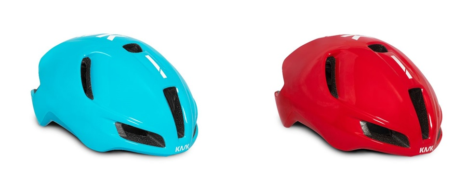 KASK revela novos esquemas de cores para a gama de estrada 2021