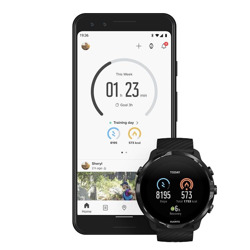 Suunto 7, o smartwatch