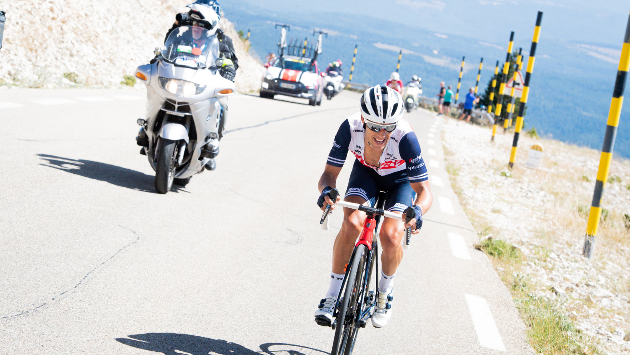 Aleksandr Vlasov vence Mont Ventoux Dénivelé Challenge