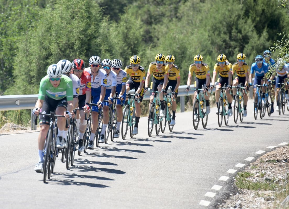 João Almeida foi terceiro na Volta a Burgos ganha por Remco Evenepoel