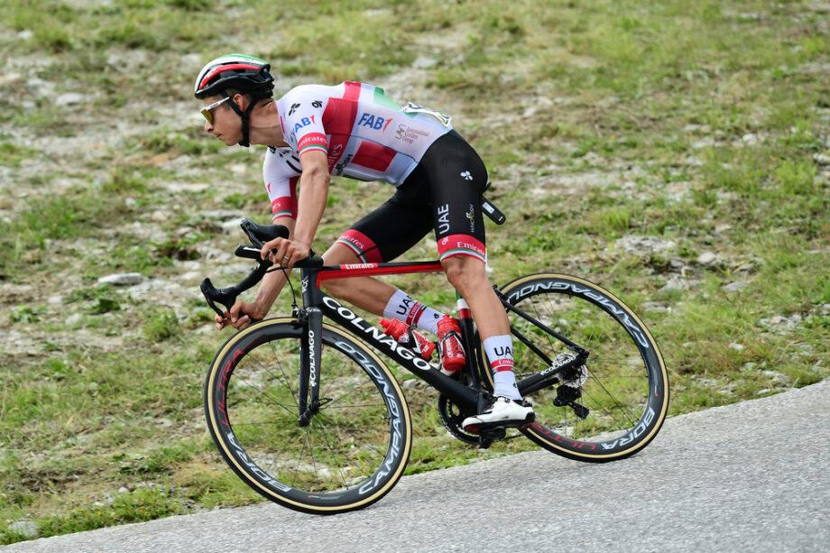 Primoz Roglic segura liderança no Critério do Dauphiné após triunfo de Davide Formolo