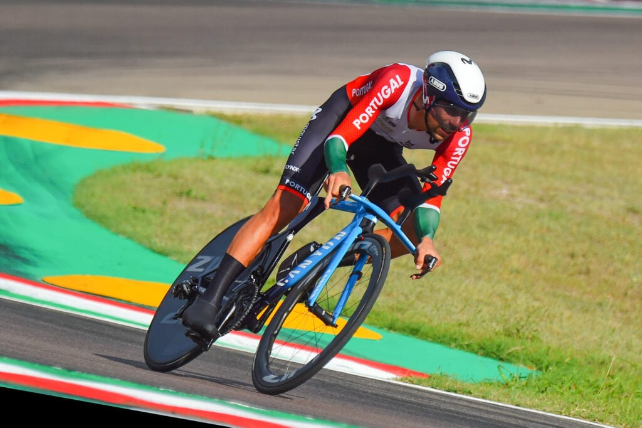 Campeonato do Mundo de Estrada | Nelson Oliveira a 99 centésimos do top 10 no mundial de contrarrelógio