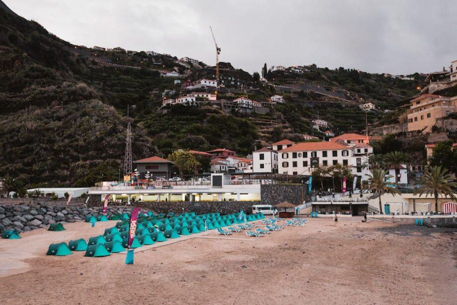 Trans Madeira ruma a Norte e Oeste com Emanuel Pombo na liderança