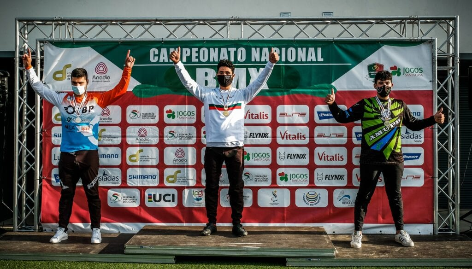 Campeonato Nacional de BMX | Bruno Cardoso confirma favoritismo em Sangalhos