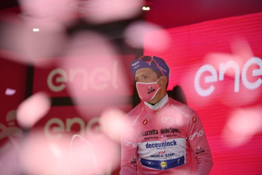João Almeida é segundo na 13.ª etapa e reforça liderança do Giro d'Italia