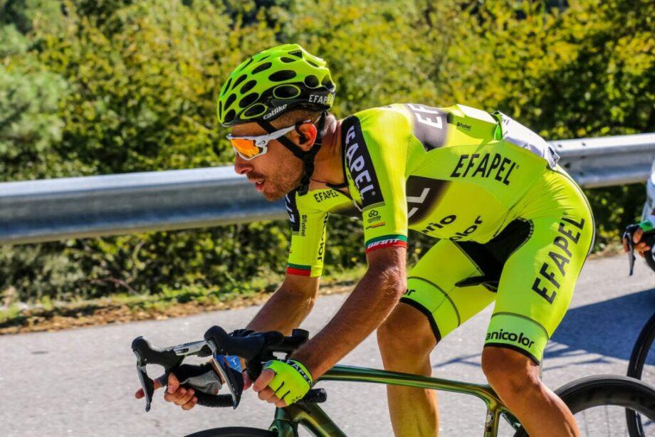 Joni Brandão penalizado em 20 segundos por abastecimento irregular na quarta etapa da Volta a Portugal